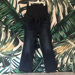 Old Navy Boot Cut Maternity Jeans 8